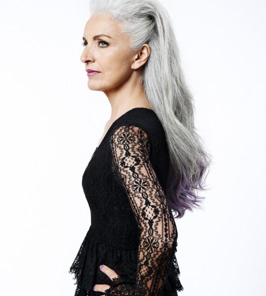 Haarverlängerung für Senioren