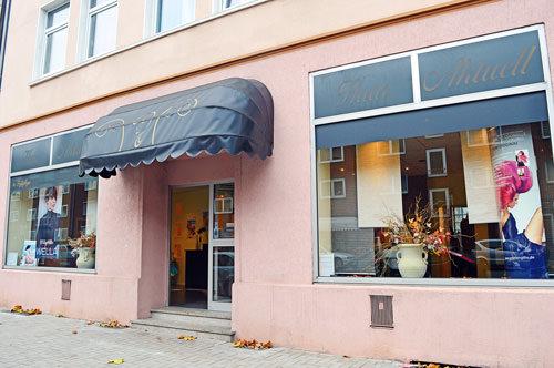 Salon Haar Aktuell Florastraße 99, Gelsenkrichen, Außenansicht
