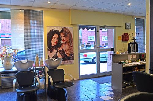 Salon Haar Aktuell Florastraße 99, Gelsenkrichen, Blick nach draußen